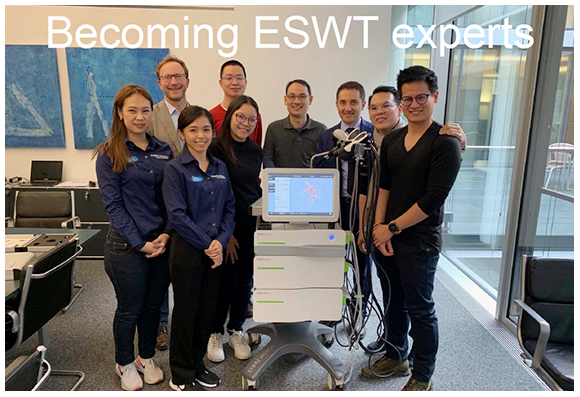 Becoming-ESWT-experts